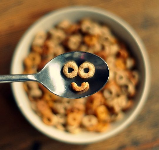 lekkie śniadanie