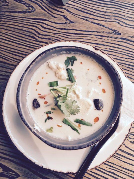 Woo Thai restauracja tajska