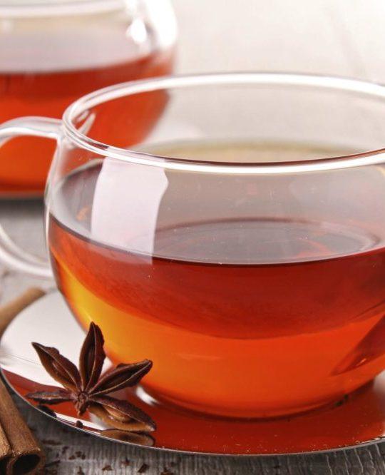 Czerwona herbata PU-ERTH