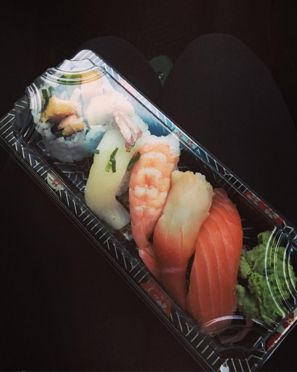 sushi na wynos