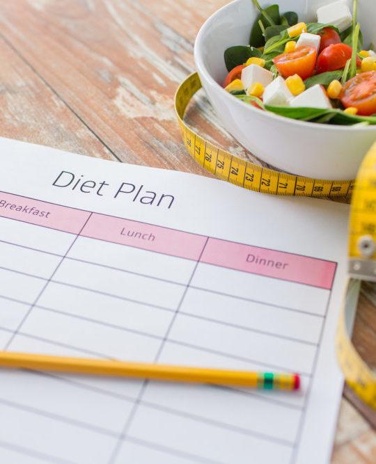 Zbilansowana dieta | 5 posiłków dziennie
